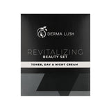 DERMA LUSH REVITALIZING BEAUTY SET