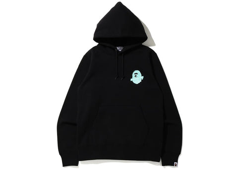 A BATHING APE CIRCLE PULLOVER HOODIE