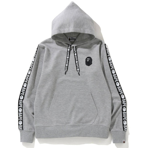 BAPE DOUBLE KNIT PULLOVER HOODIE