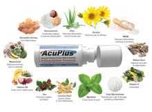Load image into Gallery viewer, AcuPlus Pain Relief Cream, 3 oz. Roll-on