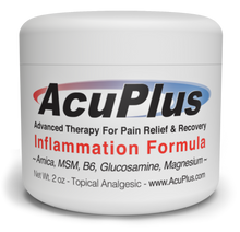 Load image into Gallery viewer, AcuPlus Pain Relief Cream, 2 oz.