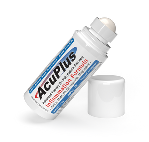 AcuPlus Pain Relief Cream, 3 oz. Roll-on