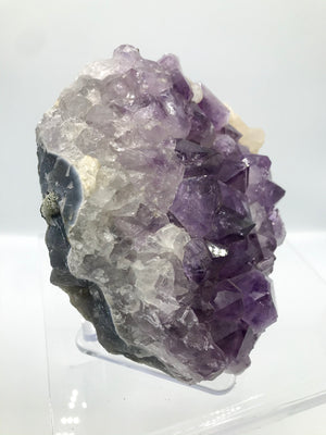 X-Large Amethyst Geode with Calcite