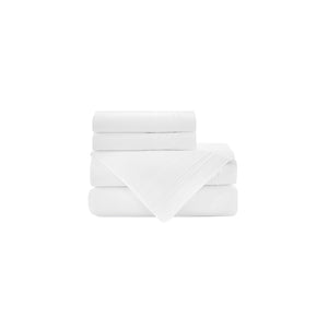 Flint Edge Embroidered Sheet Set