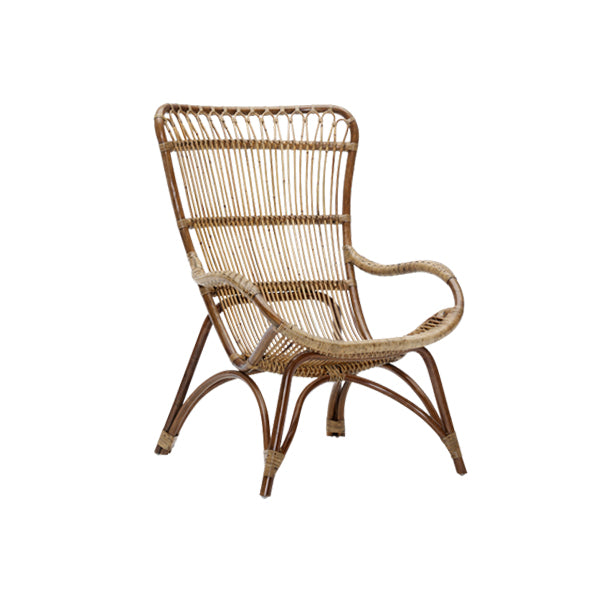 Rattan Chair Antique