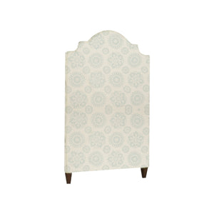 Twin Upholstered Headboard, Lola Pistachio
