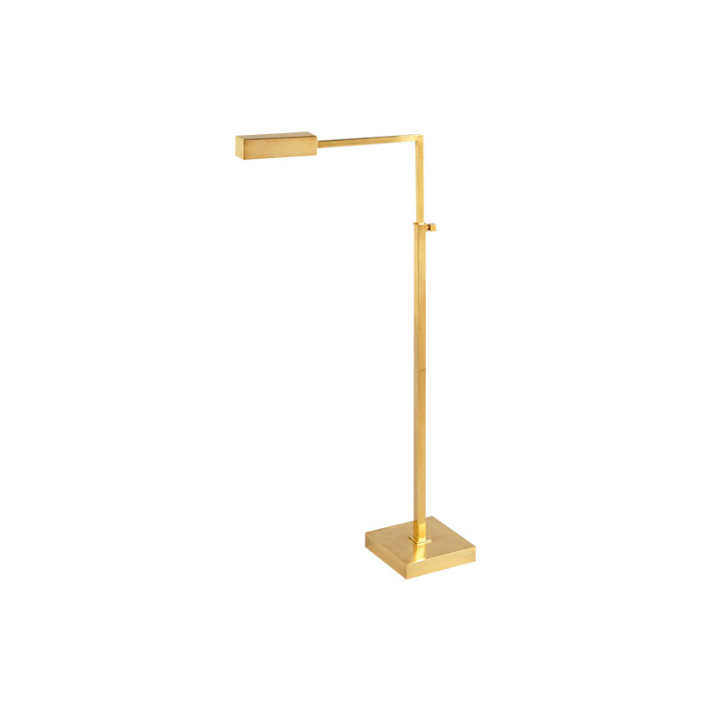 Hartley Brass Floor Lamp