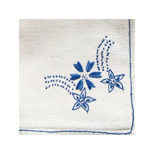 Load image into Gallery viewer, Hand Embroidered Napkins, set of 12