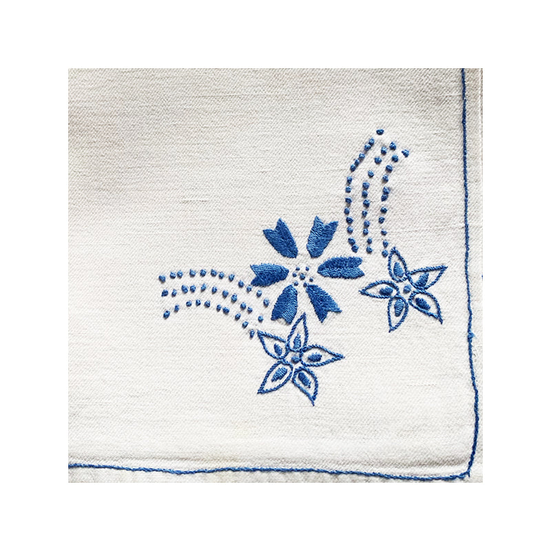 Hand Embroidered Napkin