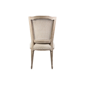 Emma Cane Back Chair, set of 6