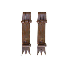 Load image into Gallery viewer, Vintage Iron Wall Sconce Set