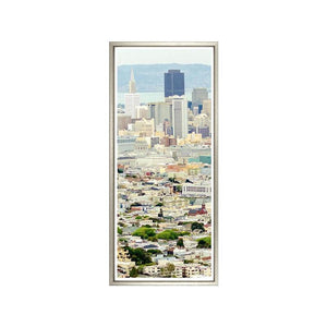City by the Bay Print
