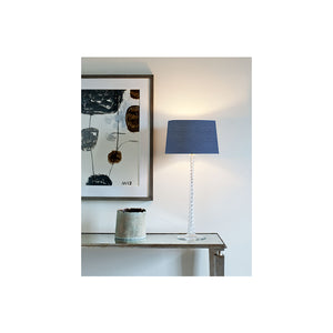 Vail Rope Column Table Lamp