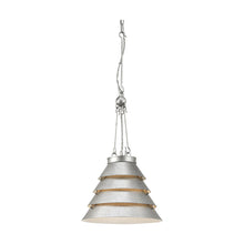 Load image into Gallery viewer, Surfrider Large Pendent Gray
