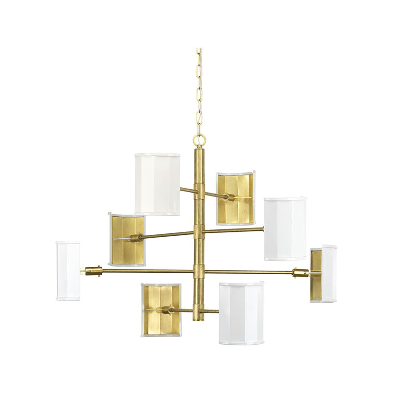 Wandermere Collection Eight-Light Chandelier