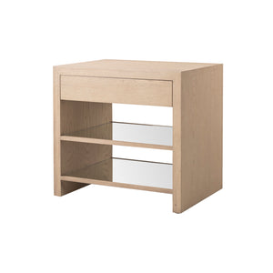 Verlhac Nightstand Blonde