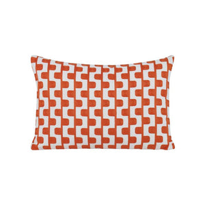 Ladder Pattern Pillow