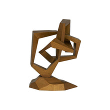 Load image into Gallery viewer, Abstract Wood Sculpture