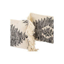 Load image into Gallery viewer, Tribal Fringe Pillows, set of 2