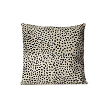 Load image into Gallery viewer, Spotted Hair-on-Hide Pillows, set of 2