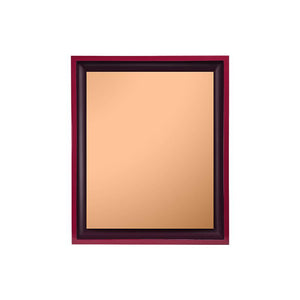 Plum & Cranberry Mirror