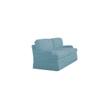 Load image into Gallery viewer, Francis Sofa in Sky Velvet