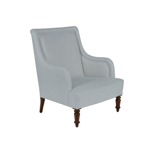Blue Husband Armchair