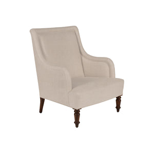 Oatmeal Husband Armchair