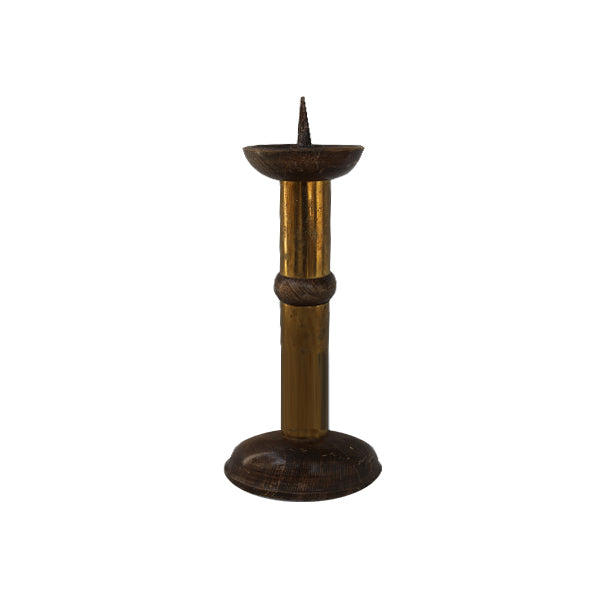 Brass Large Candle Stick
