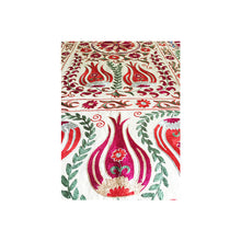 Load image into Gallery viewer, Floral Suzani Tapestry I