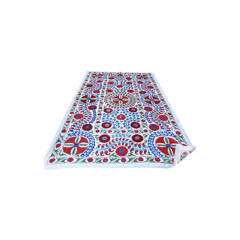 Floral Suzani Tapestry II