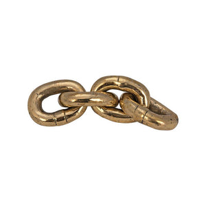 Brass Chain Object