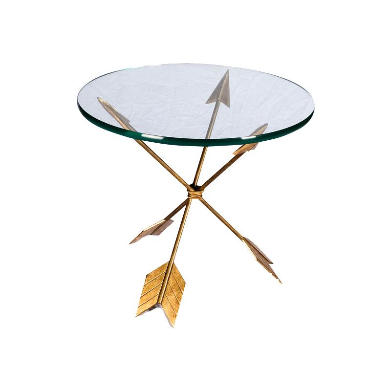 Golden Arrow Table