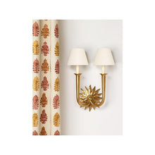 Load image into Gallery viewer, Sunburst Wall Sconce