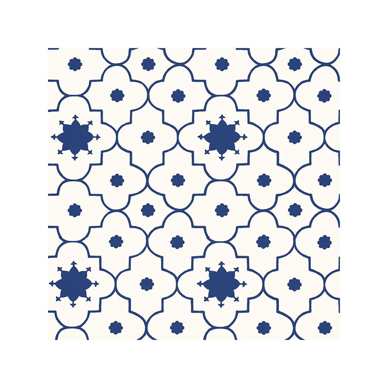 Taj Trellis Wallpaper Jaipur Blue