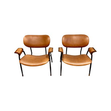 Load image into Gallery viewer, Midcentury Italian Chairs, circa Late 1950's