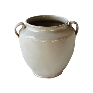 Medium White Pot