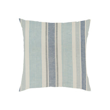 Load image into Gallery viewer, Nautical Stripe Throw Pillow