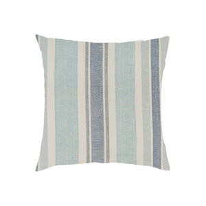Nautical Stripe Throw Pillow