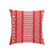 Load image into Gallery viewer, Tangier Red Pillow