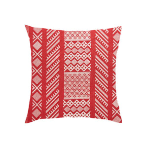 Tangier Red Pillow