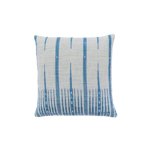 Blue & White Tangiers Pillow