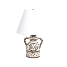 Load image into Gallery viewer, Graphic Textured Rosenthal Netter Table Lamp