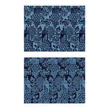 Load image into Gallery viewer, Eastern Eden Fabric - Cerulean