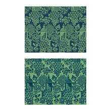 Load image into Gallery viewer, Eastern Eden Fabric - Agean