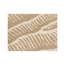 Load image into Gallery viewer, Rippling Water Tibetan Knot Rug - Oyster