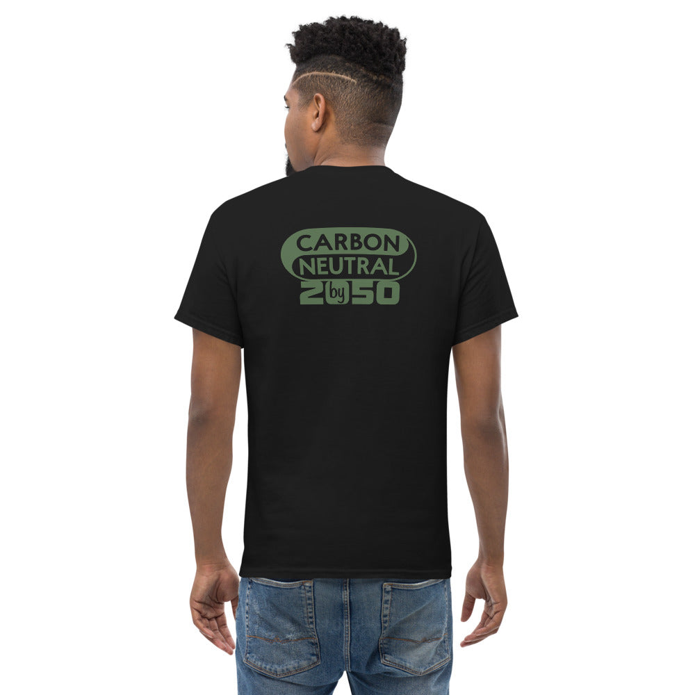 Carbon Neutral by 2050 T-shirt