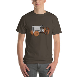 Antique Tractor Short-Sleeve T-Shirt
