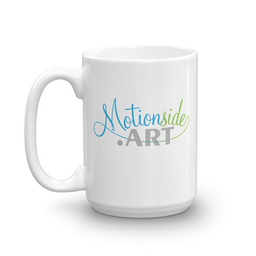 Motionside.Art 15 oz Mug