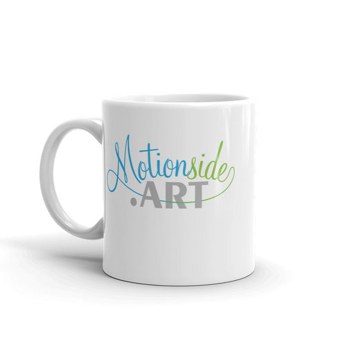 Motionside.Art 11 oz Mug